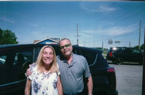 Happy Buyers Of A Pre Owned Vehicle!